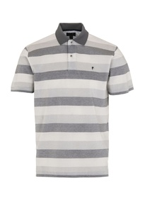 MONACO STRIPE POLO